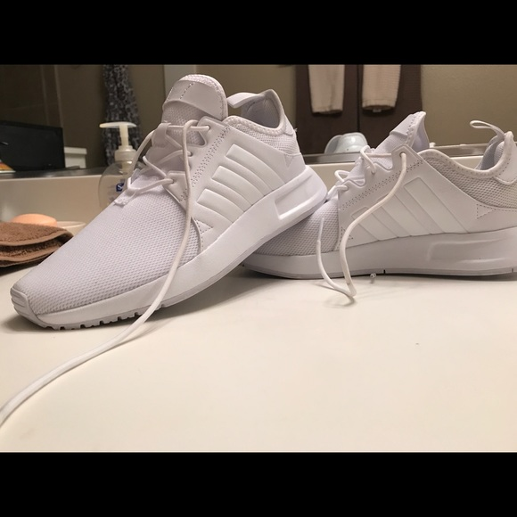 adidas schuhe ins weiße poshmark